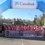 Mediterránea estará presente en la II Carrera Solidaria de Mujeres y Hombres por la Igualdad en Toledo el próximo 8 de marzo