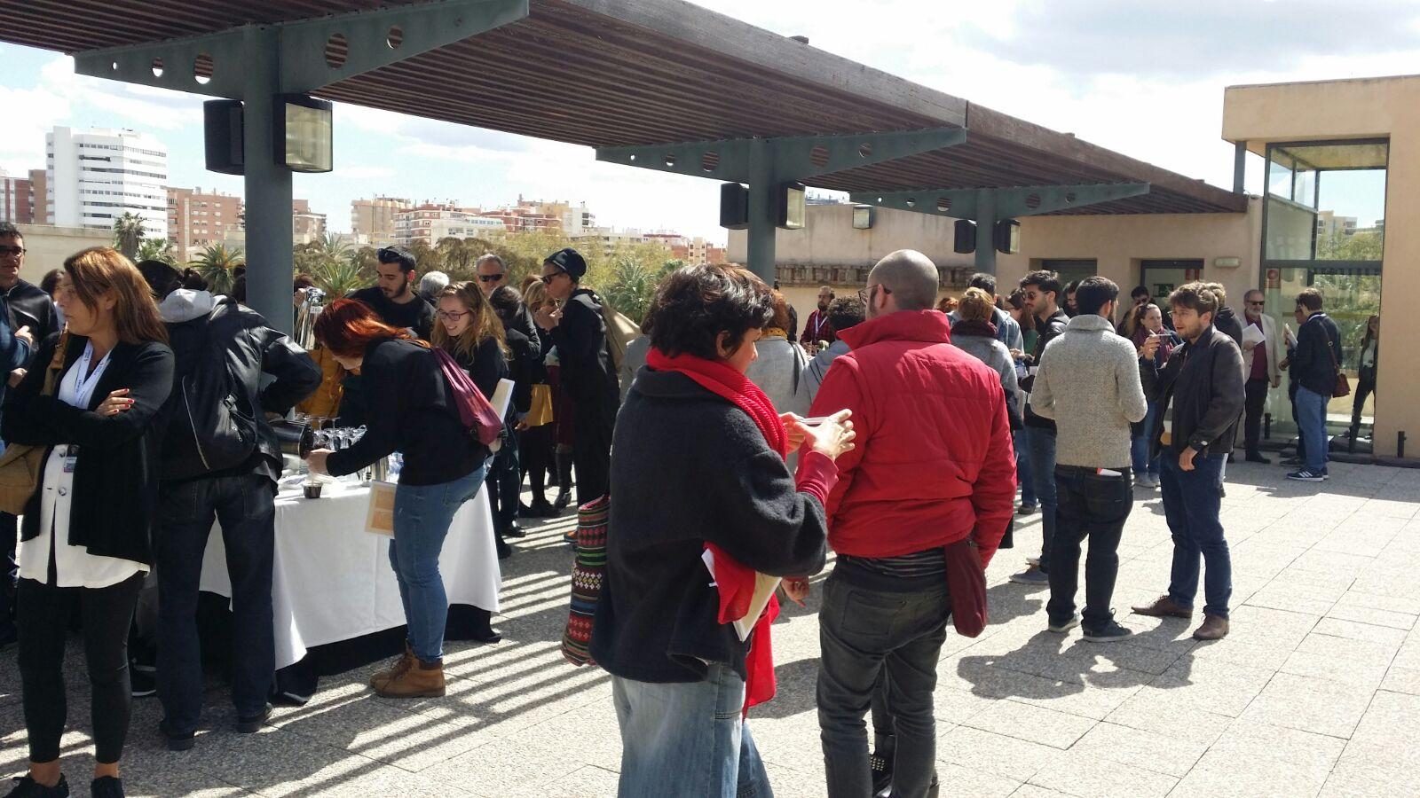 Mediterránea participa en el Festival de Cine de Málaga