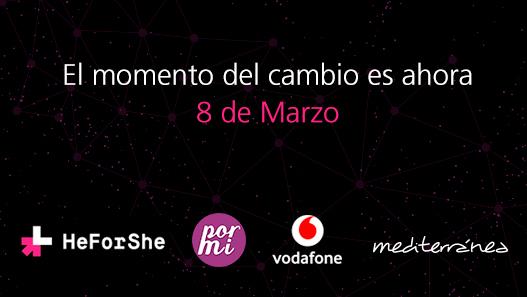 Vodafone con la Igualdad de Género