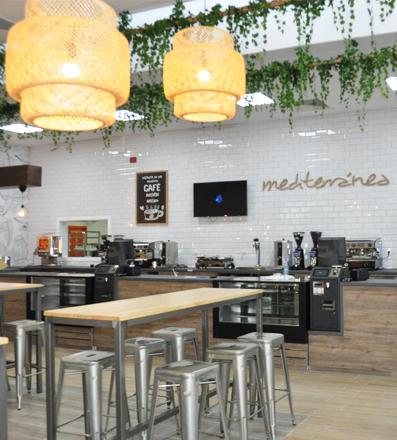 Renovamos la Cafetería del Hospital Vega Baja de Orihuela