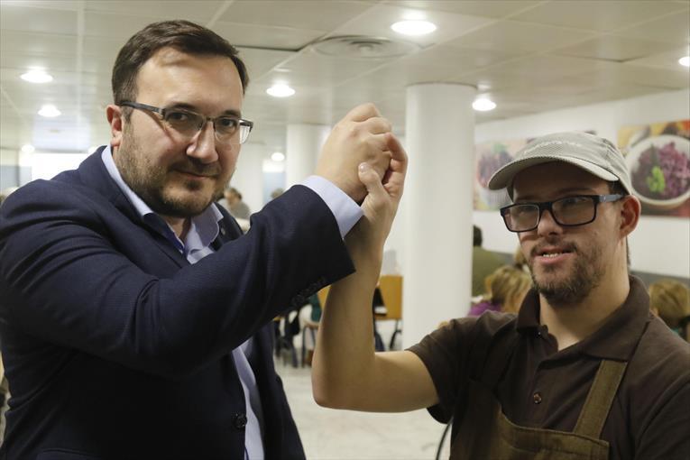 Acuerdo con la Asociación Down Córdoba