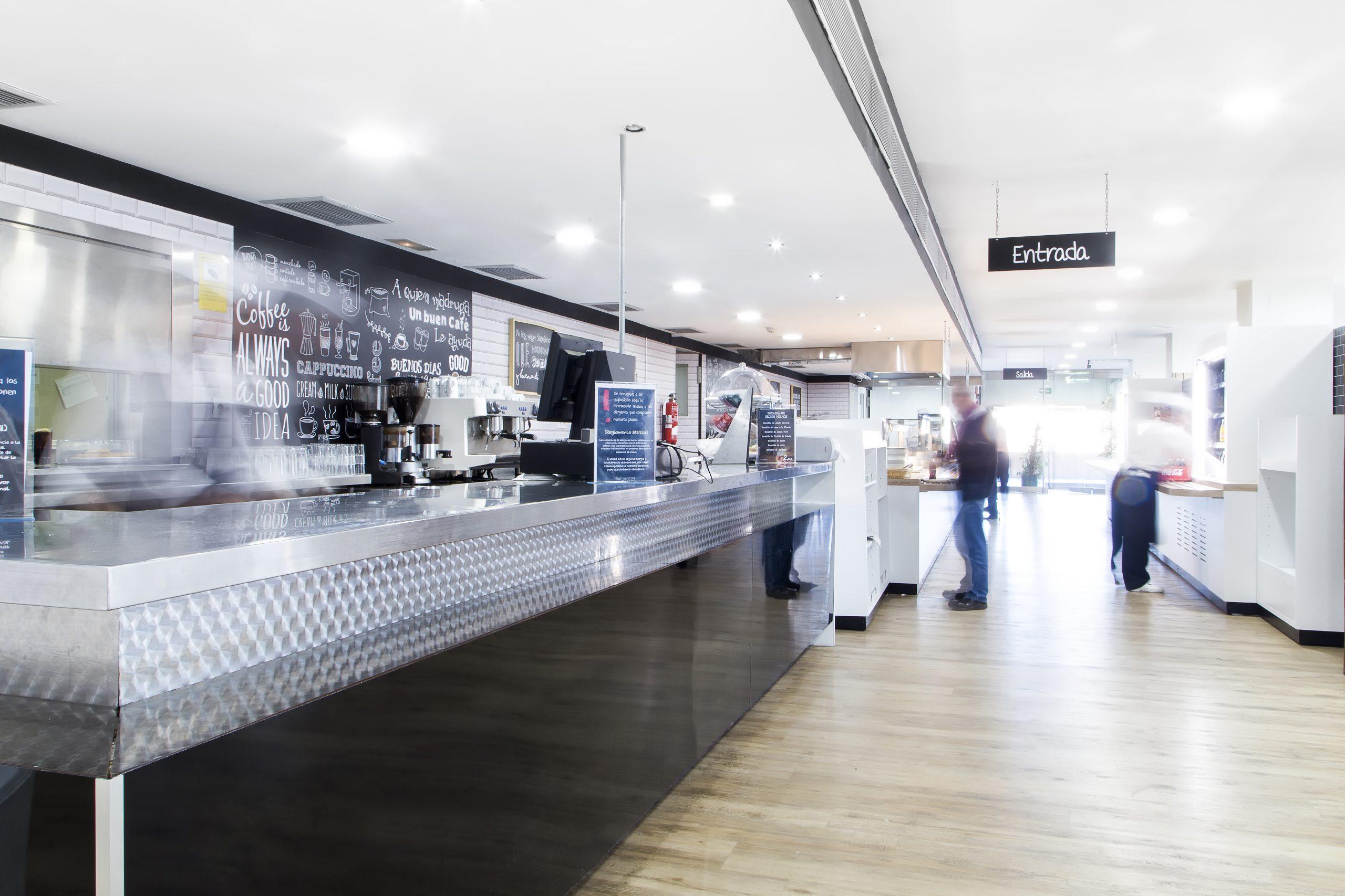 Mediterránea reabre el 100% las cafeterías hospitalarias