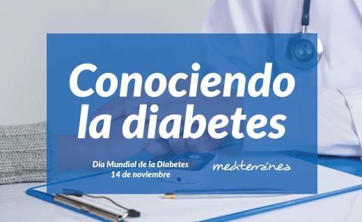 Mediterránea realiza una campaña de divulgación para conocer la diabetes