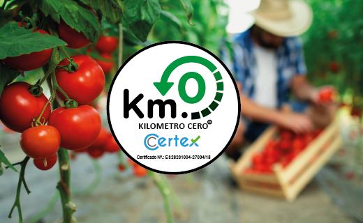 Grupo Mediterránea obtiene la certificación Kilómetro Cero en reconocimiento a su apuesta por el comercio local y de proximidad