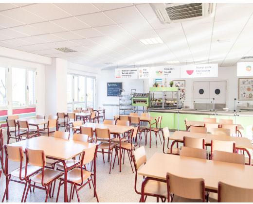 Mediterránea duplica su presencia en Andalucía y se adjudica 221 comedores escolares en la región