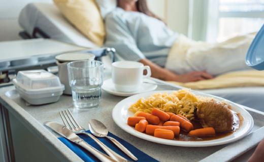 I Observatorio de Alimentación a pacientes de hospitales Mediterránea